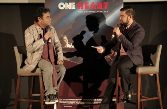 Screening Of One Heart With A R Rahman In Scotiabank Theatre – Toronto – Video