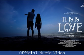 This Is Love – Official Music Video | Bhavatharini | U1 Records