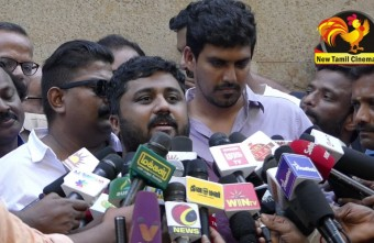 Vishal Will Do Whatever He Says-Gnanavel Raja.