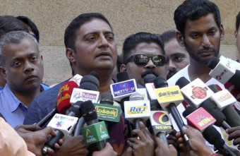 We Want Change -Mysskin In Producer Council Election.