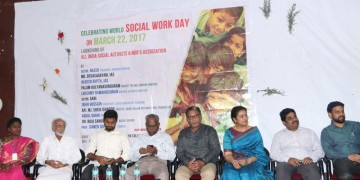 ALL INDIA SOCIAL ACTIVISTS and NGOs ASSOCIATION Launch Photos Stills 020