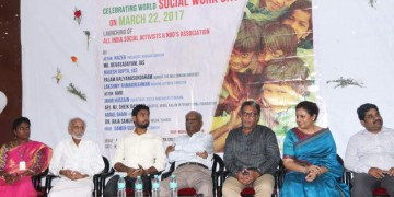ALL INDIA SOCIAL ACTIVISTS and NGOs ASSOCIATION Launch Photos Stills 021