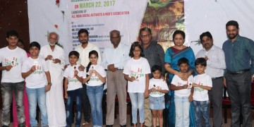 ALL INDIA SOCIAL ACTIVISTS and NGOs ASSOCIATION Launch Photos Stills 036