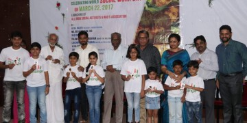 ALL INDIA SOCIAL ACTIVISTS and NGOs ASSOCIATION Launch Photos Stills 038