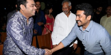 Kaatru Veliyidai audio launch Stills 031