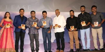 Kaatru Veliyidai audio launch Stills 040