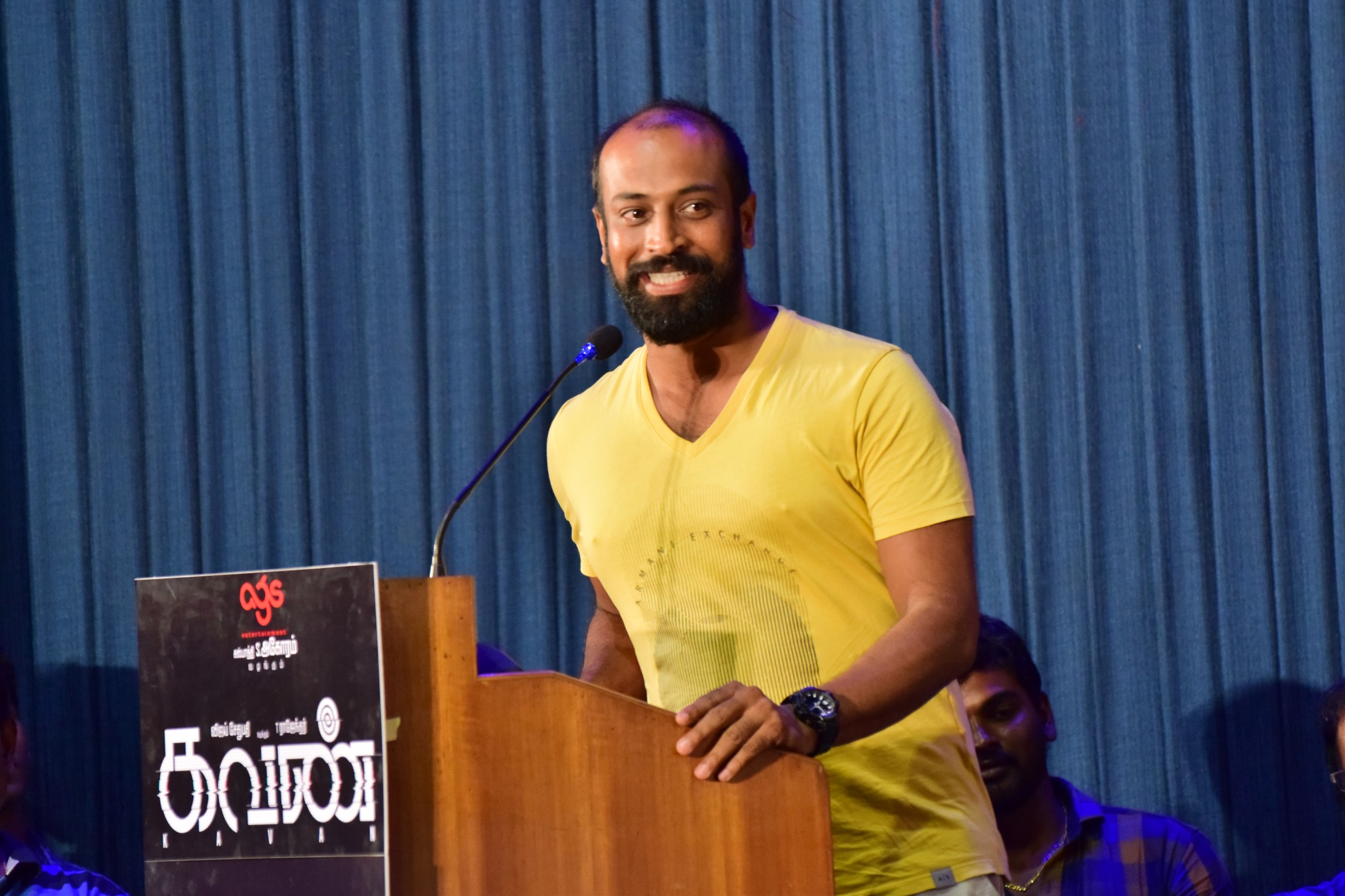 Kavan Press Meet Stills (1)