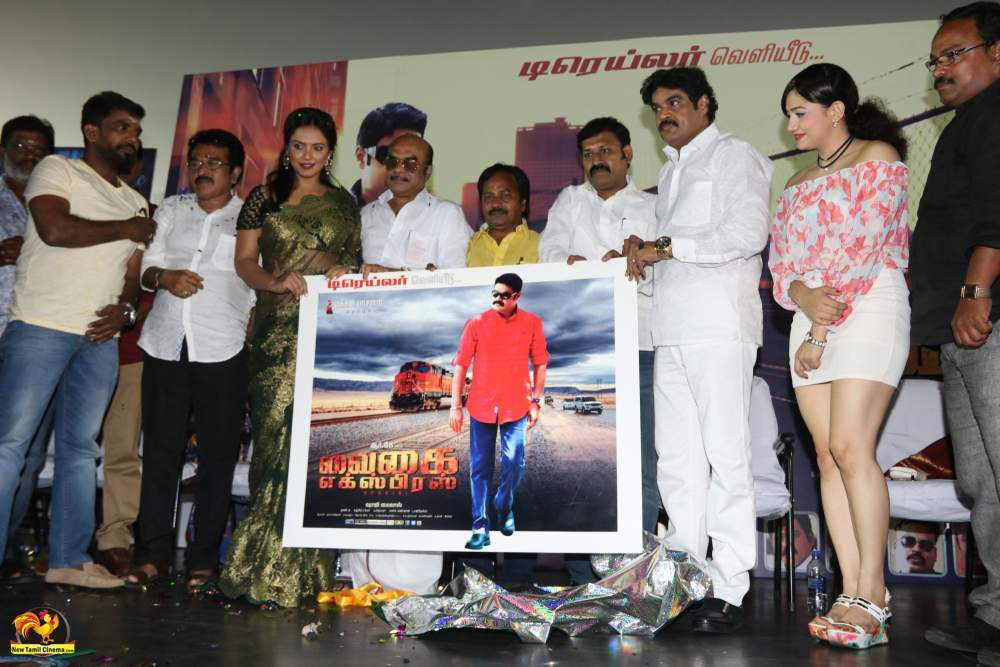 Vaigai Express Trailer Launch Stills 081