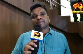 """I Watch My Films With Public Only""-Kutram 23 Director Speech."