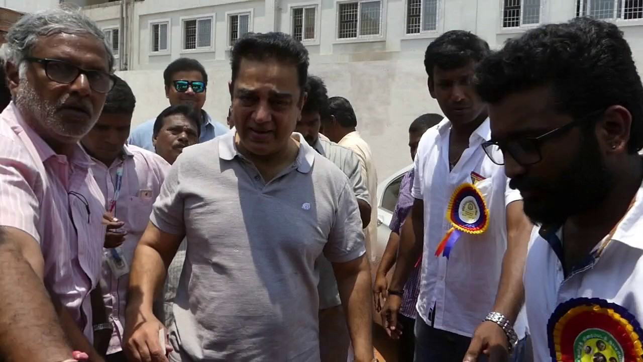 Kamal Entry To Producer Council Election.