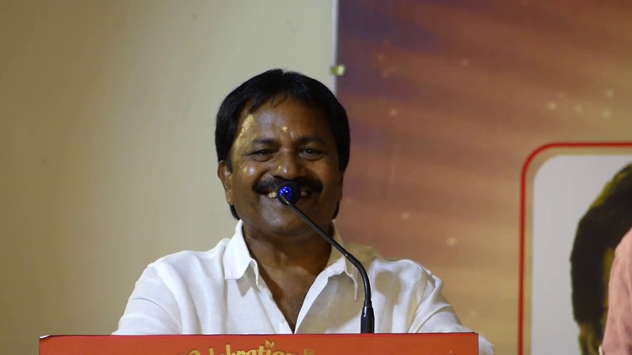 """Nobody In The Industry Who Works Likes me""-AM Ratnam."
