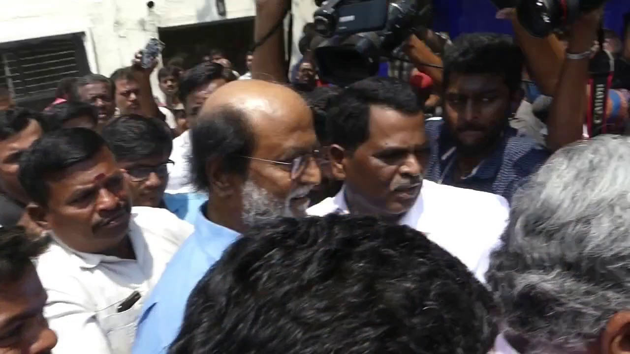 Rajinikanth Entry To Producer Council Election.
