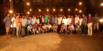 Graghanam Movie Working Stills032