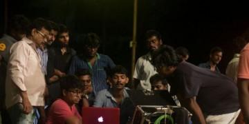 Graghanam Movie Working Stills048