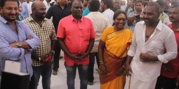 Raghava Lawrence Open Temple for His Living Mother Photos012