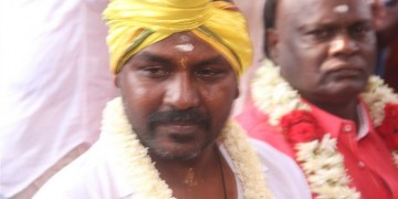 Raghava Lawrence Open Temple for His Living Mother Photos017