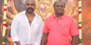 Raghava Lawrence Open Temple for His Living Mother Photos029