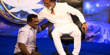 Superstar Rajinikanth Fans Meet - 2nd Day Photos003