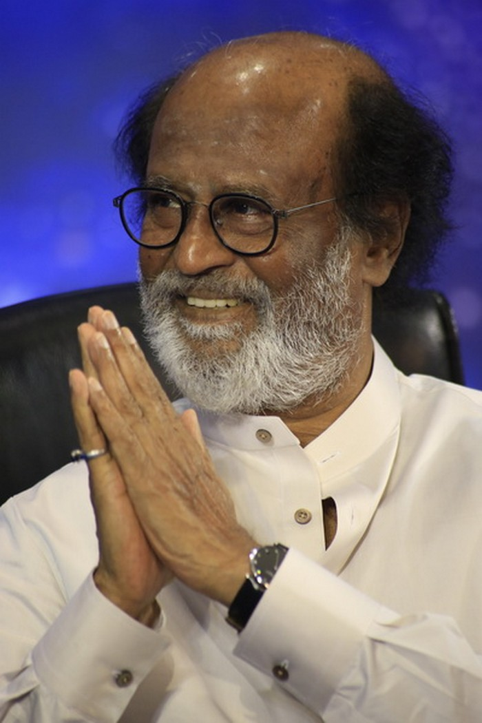 Superstar Rajinikanth Fans Meet - Day 3 Photos007