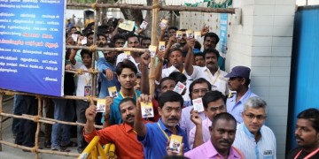 Superstar Rajinikanth Fans Meet - Day 3 Photos012