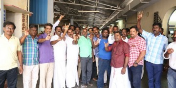 Superstar Rajinikanth Fans Meet - Day 3 Photos013