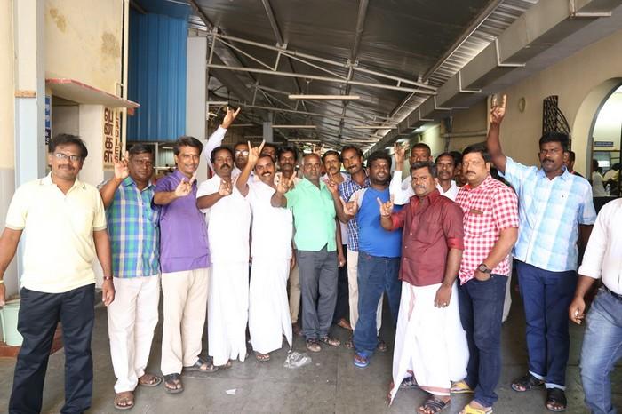 Superstar Rajinikanth Fans Meet – Day 3 Photos014