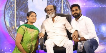 Superstar Rajinikanth Fans Meet - Day 3 Photos017