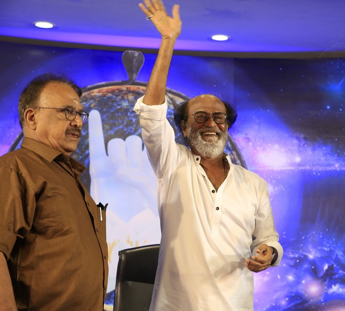 Superstar Rajinikanth Fans Meet - Day 4 Photos003