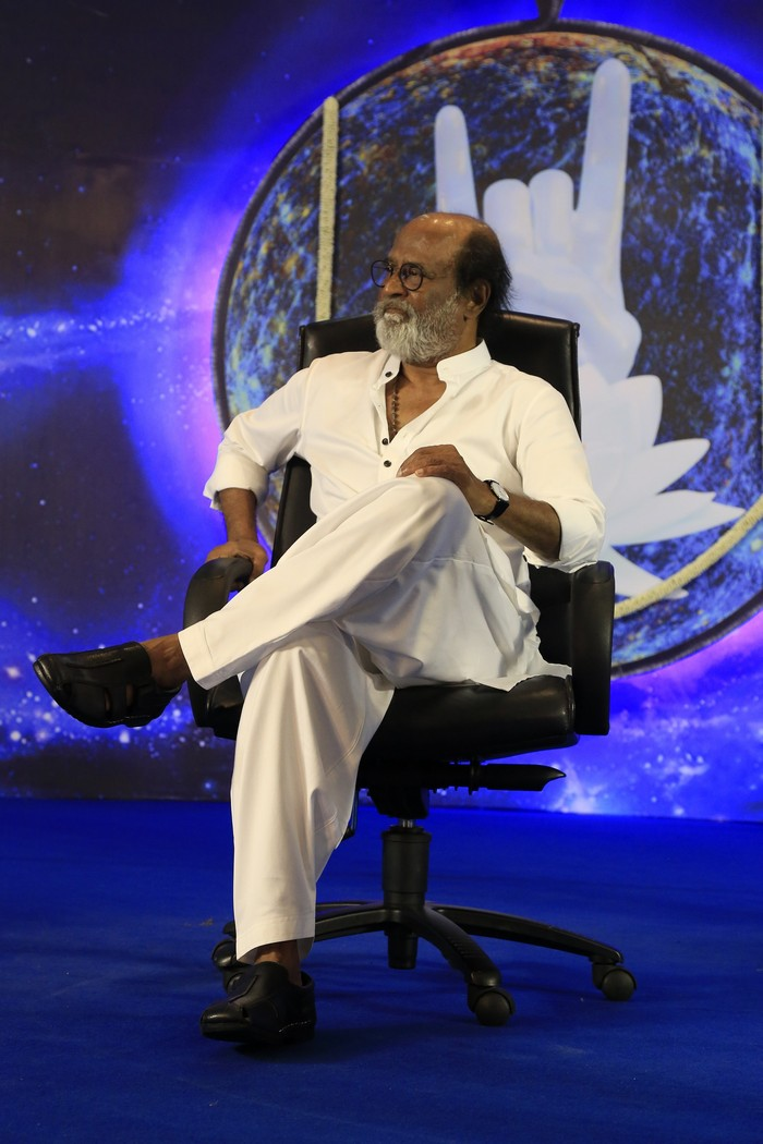 Superstar Rajinikanth Fans Meet - Day 4 Photos009