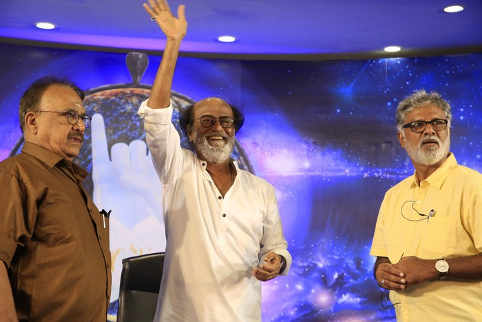 Superstar Rajinikanth Fans Meet - Day 4 Photos011