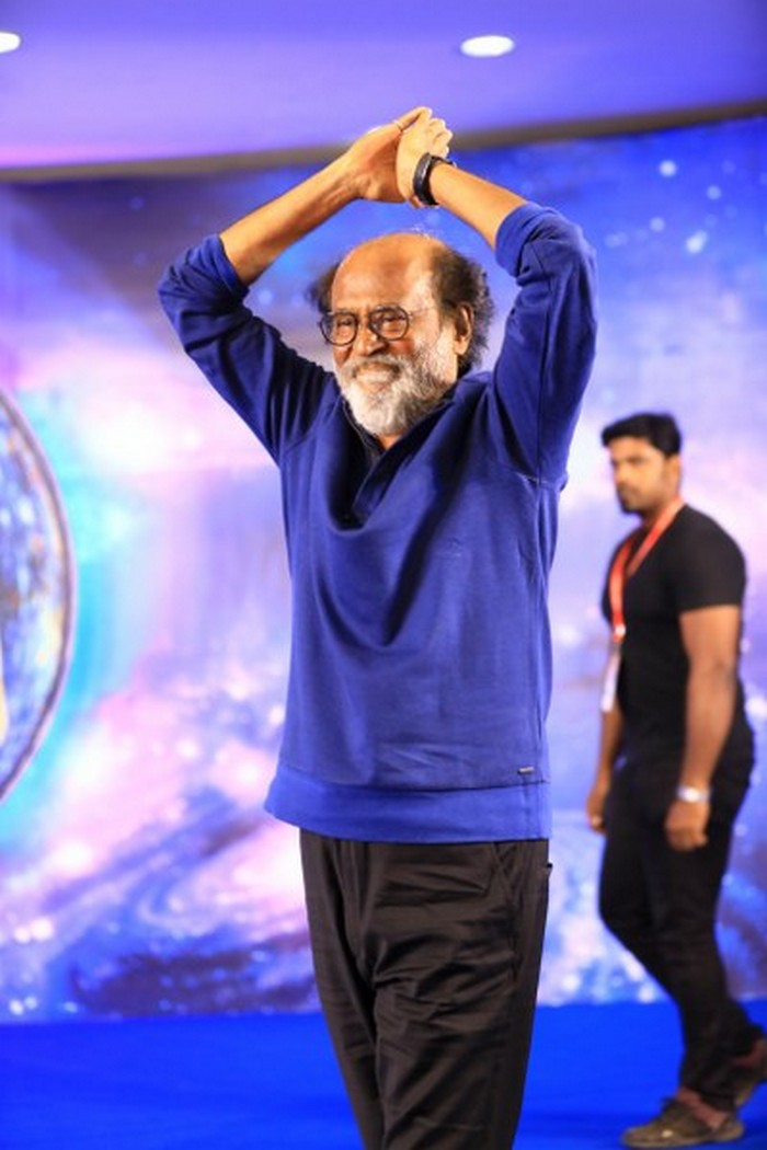Superstar Rajinikanth Photos Day 5003