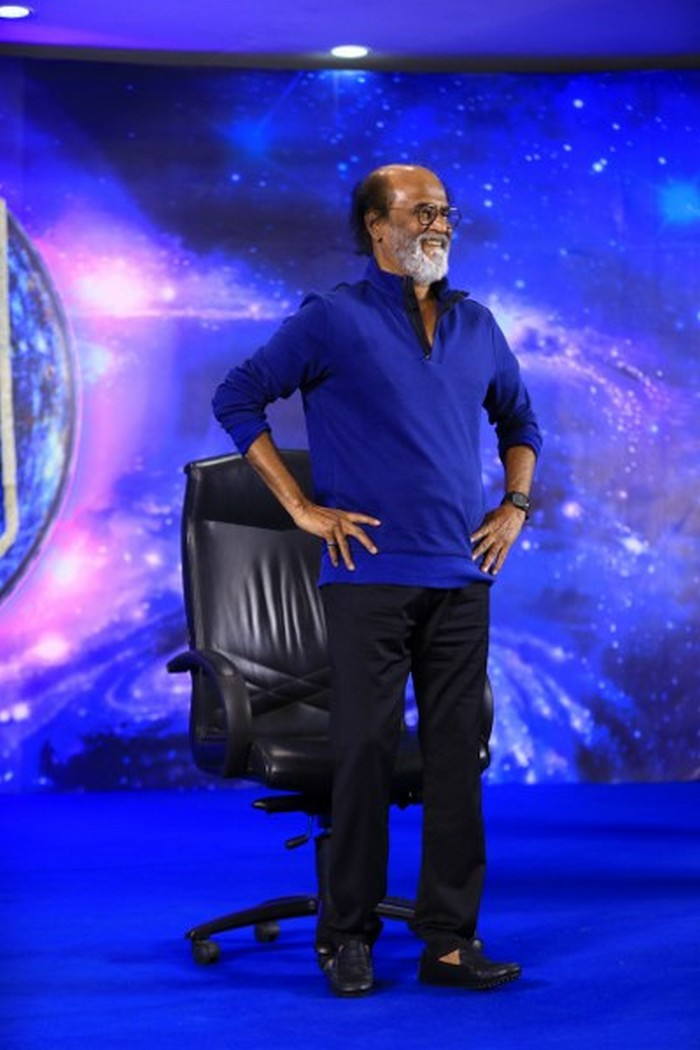 Superstar Rajinikanth Photos Day 5007