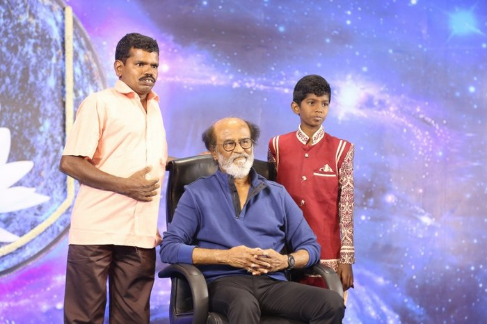 Superstar Rajinikanth Photos Day 5016