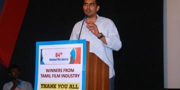 Thanks Meet of 64th National Film Awards stills014
