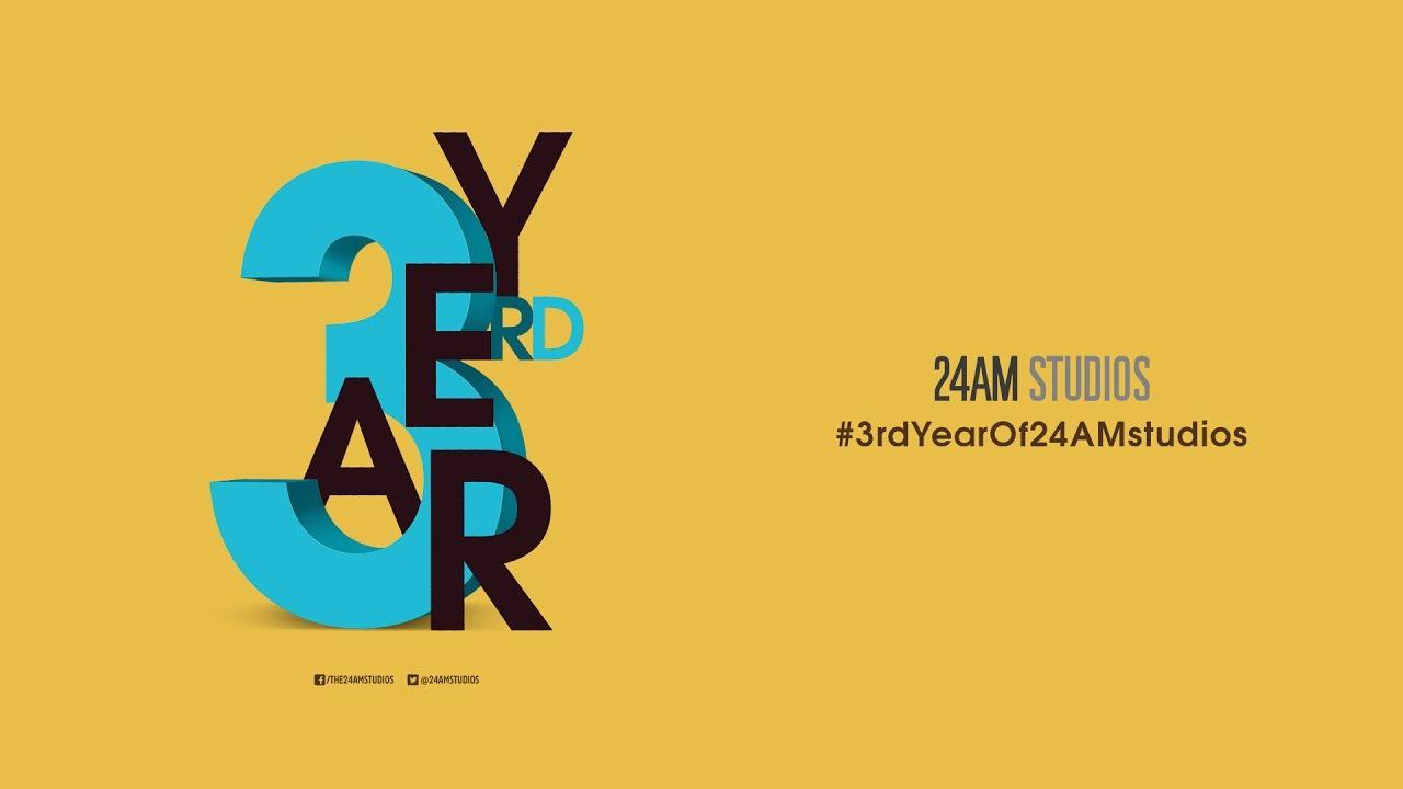 சிவகார்த்திகேயன் ஸ்பெஷல் – 3RD YEAR OF 24AM STUDIOS