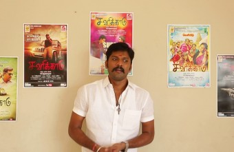 Actor Soundharraja Talk about Savarikkadu Movie