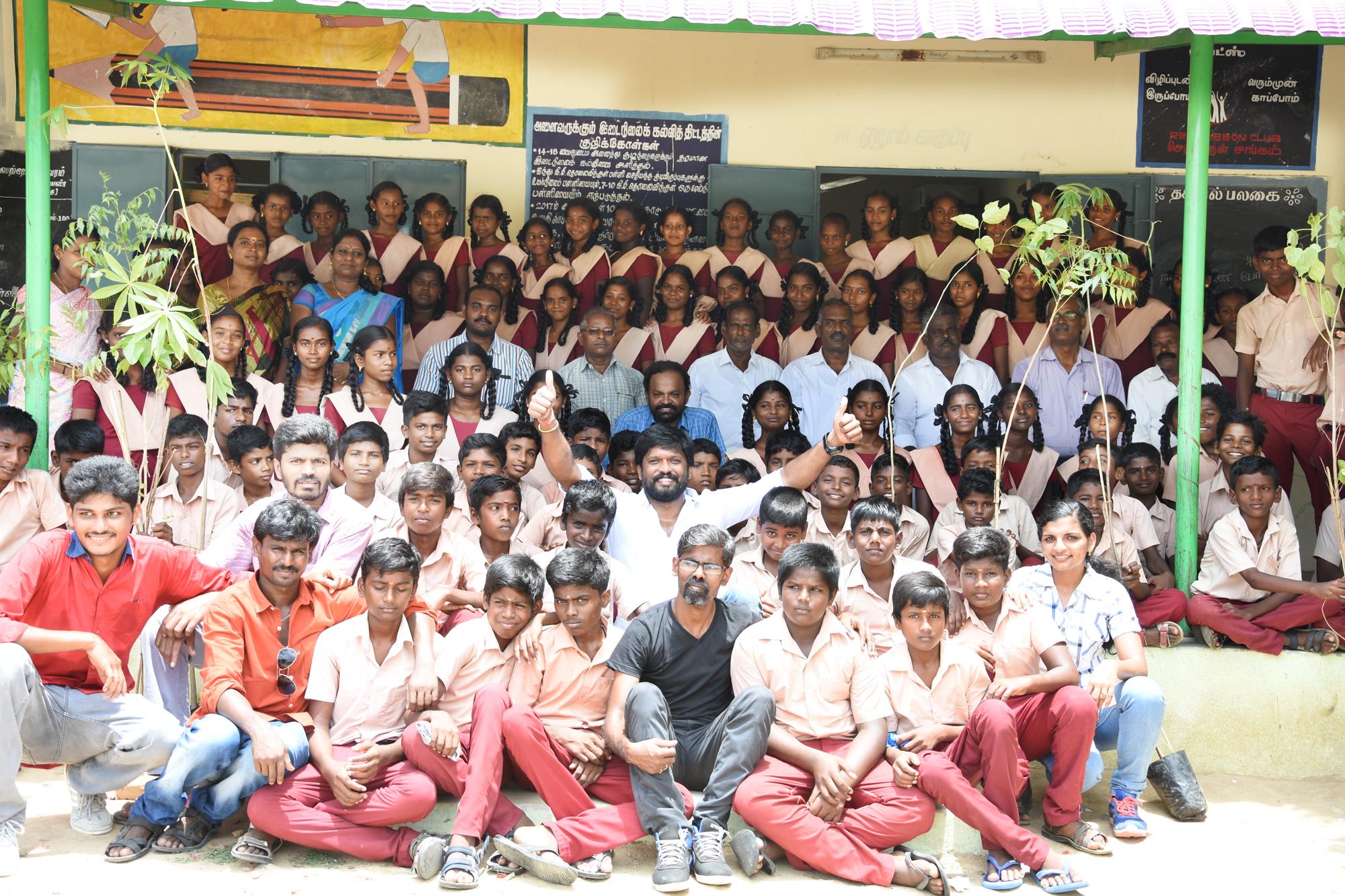 Soundararaja Tree Planting (17)