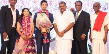 Vishal sister marriage00002
