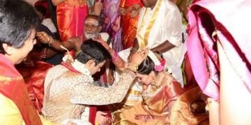 Vishal sister marriage00003
