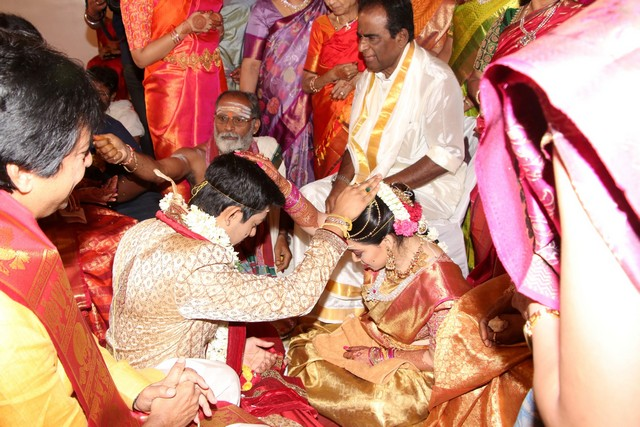 Vishal sister marriage00003