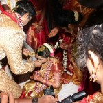 Vishal sister marriage00004