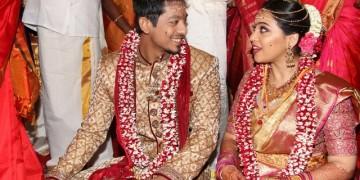 Vishal sister marriage00005
