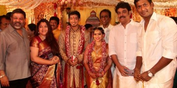 Vishal sister marriage00006