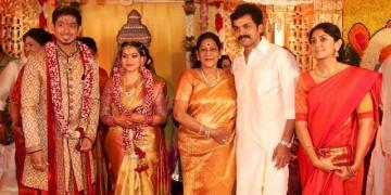 Vishal sister marriage00007