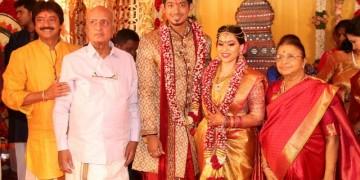 Vishal sister marriage00008