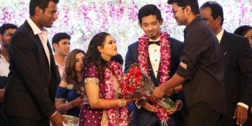 Vishal sister marriage00011