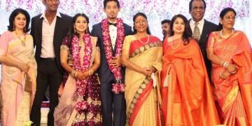 Vishal sister marriage00015