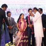 Vishal sister marriage00023