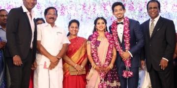 Vishal sister marriage00027