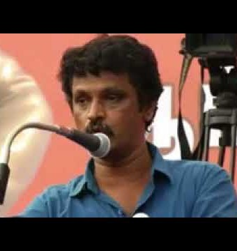 """""""Sivaji Is A Great Politician""""-Cheran Bold Speech."""
